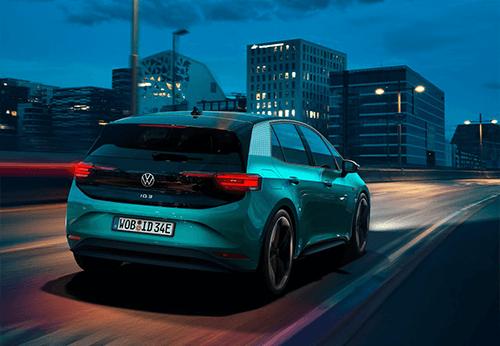 Volkswagen ID3 zakelijk leasen