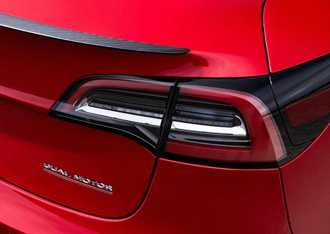 Achterlicht Tesla Model 3