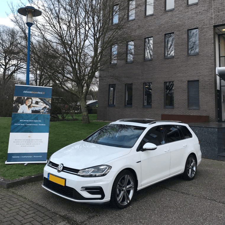 EBN Bouwadvies aflevering auto