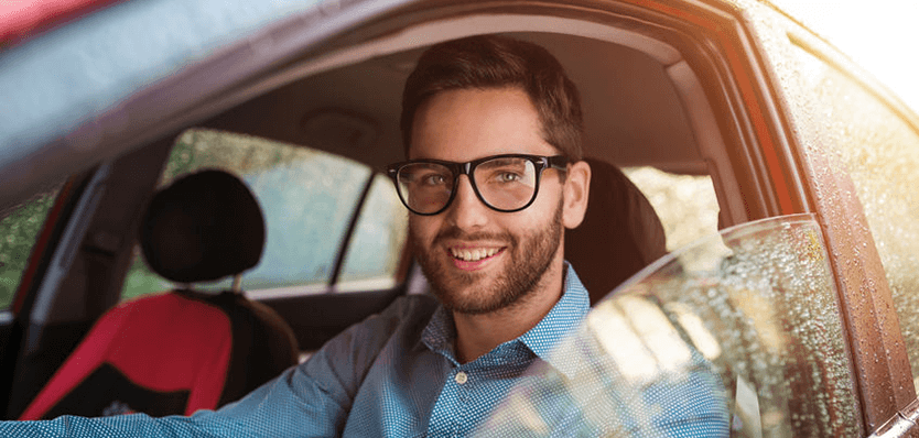 Zakelijk lease auto prive rijden