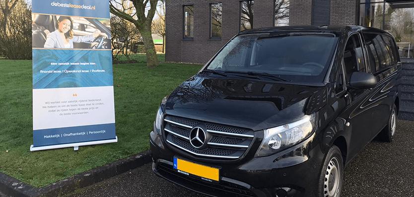 Bedrijfsauto zakelijk leasen