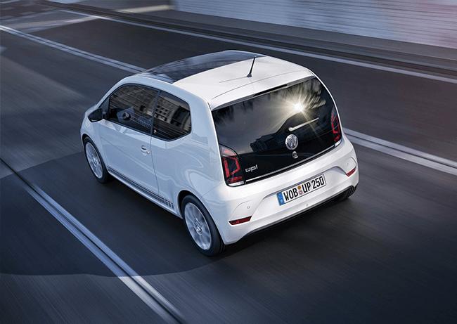 Bovenkant Volkswagen Up!
