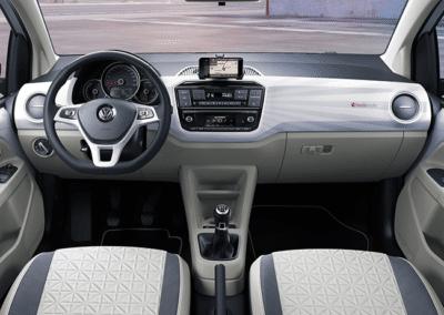 Dashboard Volkswagen Up!