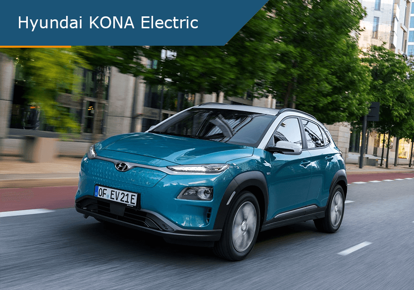 De beste lease deal voor de Hyundai KONA Electric