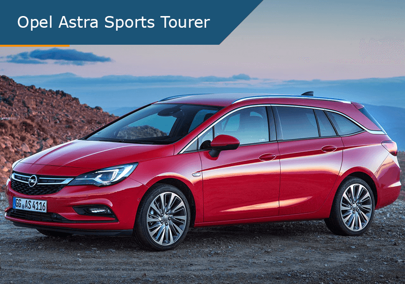 Opel Astra Sports Tourer de beste lease deal