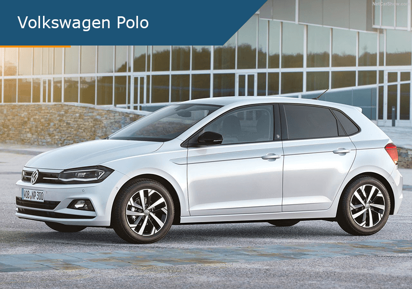 Volkswagen Polo de beste lease deal