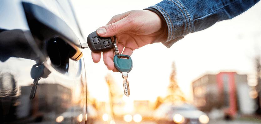 Zakelijk lease direct rijden
