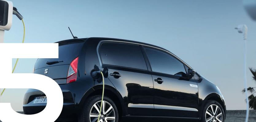Top 5 betaalbare elektrische leaseauto's