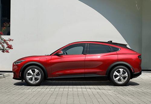 Ford Mustang Mach-E zakelijk leasen