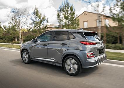 Hyundai KONA Electric zakelijk leasen