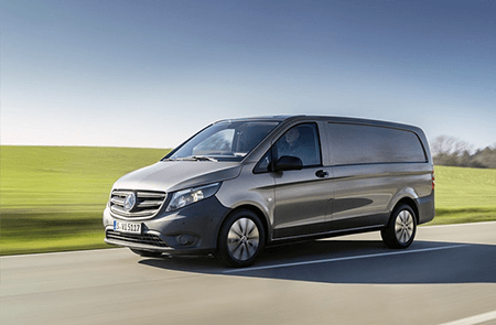 Mercedes-Benz Vito top 10 bedrijfswagen