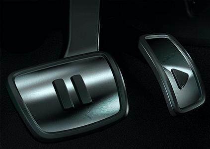 Rem en gaspedaal Volkswagen ID3