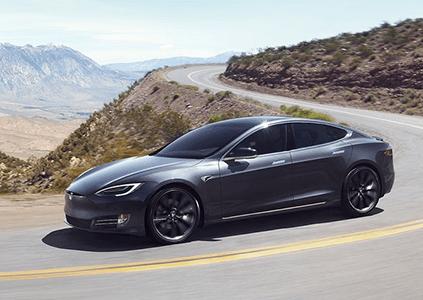 Model 3 of Tesla Model S