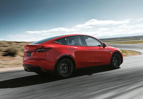 Tesla Model Y zakelijk leasen