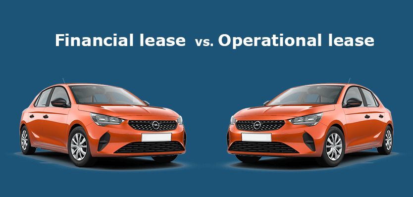 Financial lease vs Operational lease