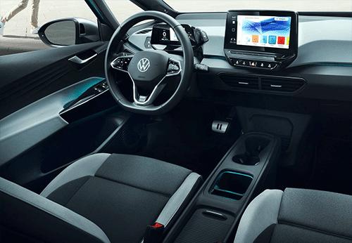Volkswagen ID3 leasedeal