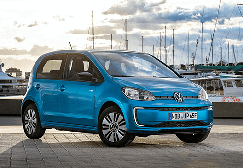 Volkswagen e-up lease deal
