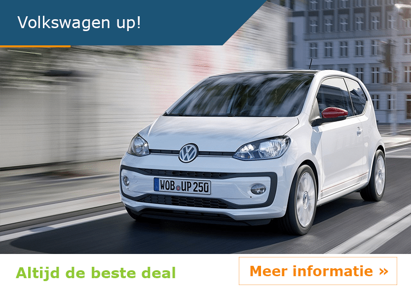 Volkswagen up auto leasen