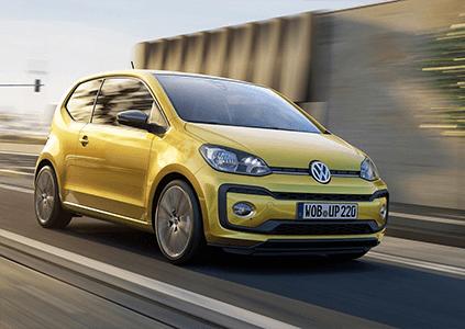 Volkswagen up! uitvoeringen