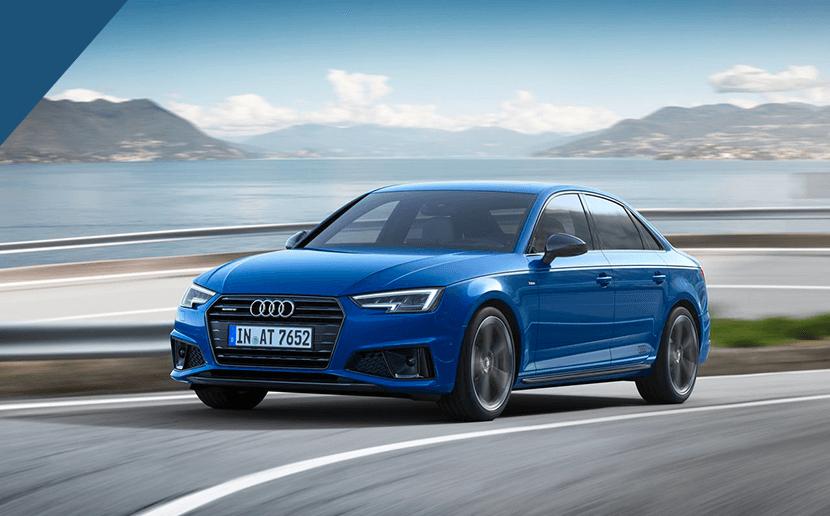 Audi A4 zakelijk leasen